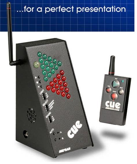 Cue Lights / Speaker Timer
