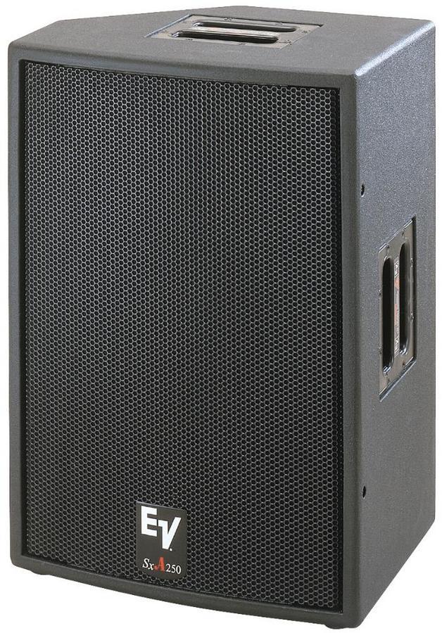 15 Pa Speaker Rental Ev Sxa250 Excel Presentations